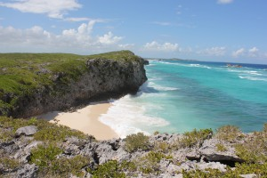 the incredible Mudjin harbor- middle caicos
