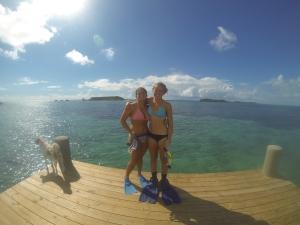 pre snorkel