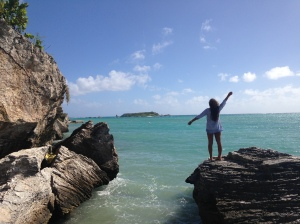 Discovering my passion for the ocean in Turks and Caicos