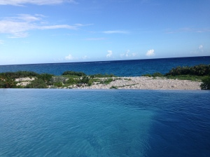 the view from the infinity pool...can I live here?