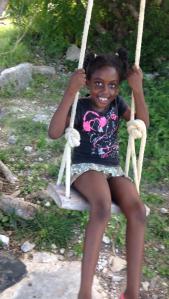 Swinging with Moeisha