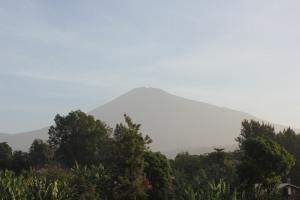 somewhere near Mt Kilimanjaro